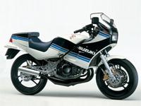 SUZUKI RG250(1983年)