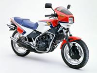 HONDA MVX250F(1983年)