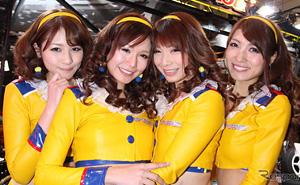 東京オートサロン2012の様子