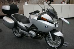 東京モーターサイクルショー2007会場の様子
