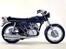 KAWASAKI 500SS MACH
