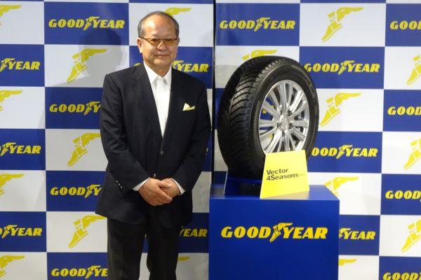 GOODYEAR Vector 4 Seasons Hybrid(ベクター フォーシーズンズ ハイブリッド)発表! グッドイヤーの日本向けオールシーズンタイヤが国産化でラインナップを拡大