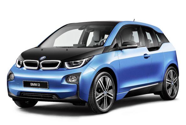 BMW i3の航続距離、ピュアEV版が約400km、レンジエクステンダー付が500km超に