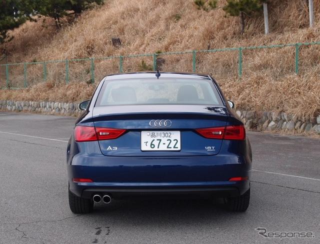 アウディ アウディ a3 セダン 試乗 : autos.goo.ne.jp
