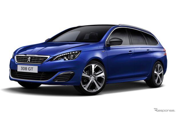 プジョー 308SW GT BlueHDi