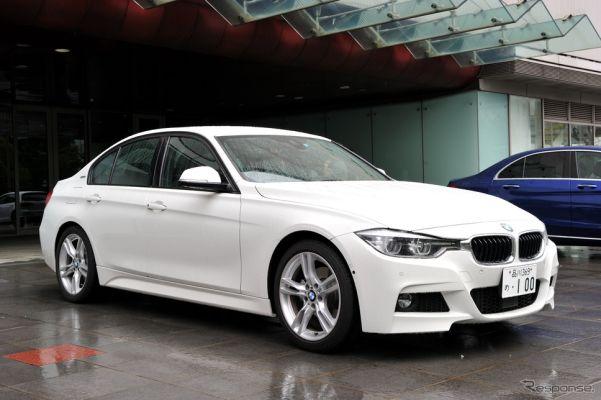 BMW 330e Mスポーツ《撮影 雪岡直樹》