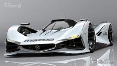 マツダ、LM55 発表…ルマンがモチーフの GT6 レーサー(レスポンス)の画像