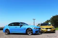 """【BMW M3・M4 新型】キャッチコピーは""""革新が、ライバルを置き去りにする""""(レスポンス)の画像"""