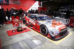 【東京オートサロン15】SUPER GT 王者の日産、スポーティを全面に…チャンピオン・コンビも来場(レスポンス)の画像