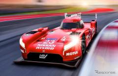 【シカゴモーターショー15】日産 GT-R LM NISMO、初公開へ…モーターショーデビューが決定(レスポンス)の画像