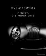 【ジュネーブモーターショー15】英モーガン、謎の新型車を予告(レスポンス)の画像