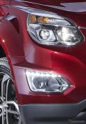 【シカゴモーターショー15】シボレーの主力SUV、エクイノックス …2016年型を予告(レスポンス)の画像