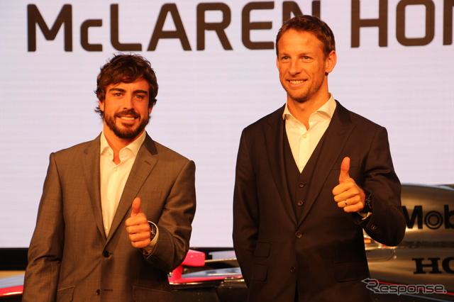 【ホンダ F1】アロンソ、「最高レベルのチームにアドレナリン」