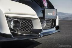【ジュネーブモーターショー15】ホンダ シビック タイプR 新型、最高速は270km/hに…競合FF車で最速(レスポンス)の画像