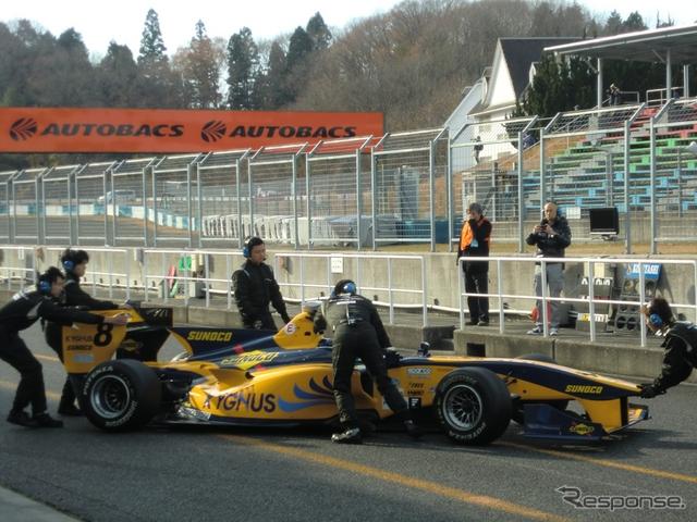 昨年の12月にもSFのテストは岡山で実施されている。