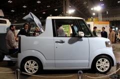 【キャンピングカーショー15】軽トラックはホンダの原点…ホンダ N-TRUCK(レスポンス)の画像
