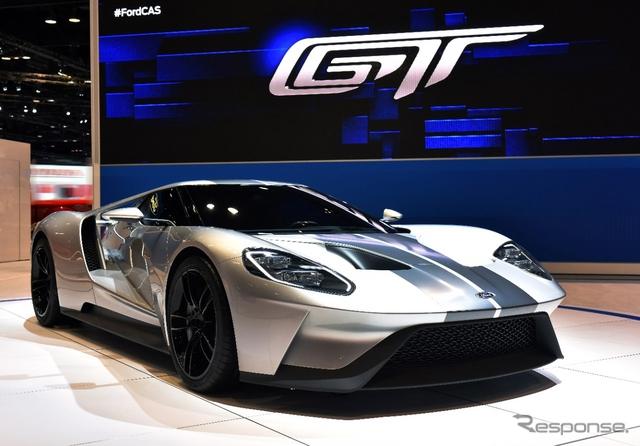 新型 フォード GT の新仕様