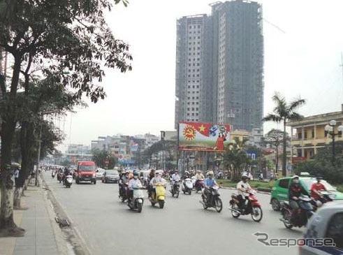 ベトナム ハノイ(参考画像)