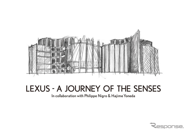 LEXUS - A JOURNEY OF THE SENSES(イメージ)