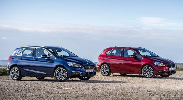 BMW 2シリーズ アクティブ ツアラー