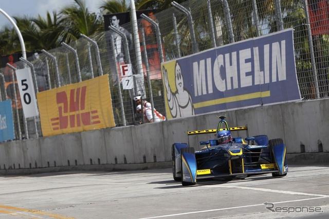 フォーミュラE 第5戦 アメリカ・マイアミ《画像提供 FIA Formula E》