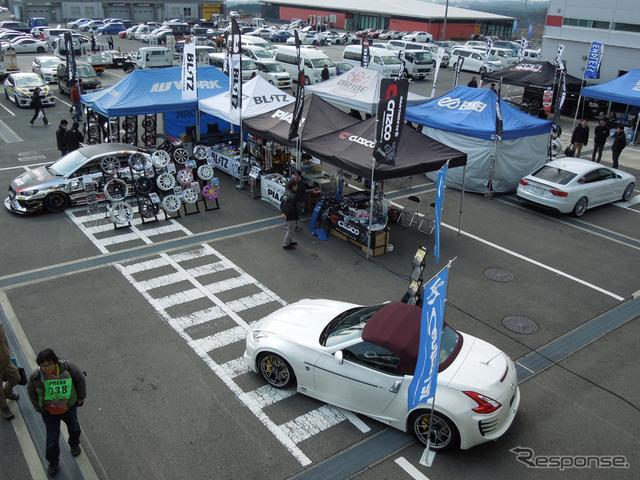 NAPAC FESTA in 富士