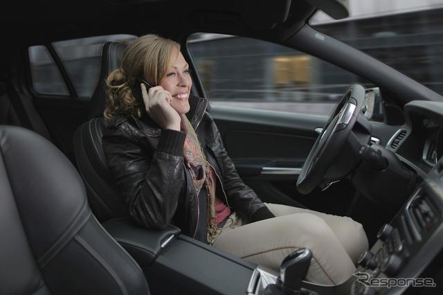 自動運転(車内イメージ)