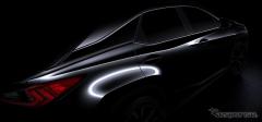 【ニューヨークモーターショー15】レクサス RX 新型を世界初公開…ウェブ中継も(レスポンス)の画像