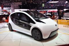 【ジュネーブモーターショー15】タタ、コネクト・ネクストを欧州初公開…「つながる車」をアピール(レスポンス)の画像