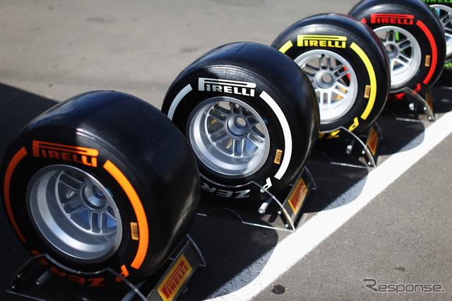 ピレリ F1 イメージ《画像 Getty Images》