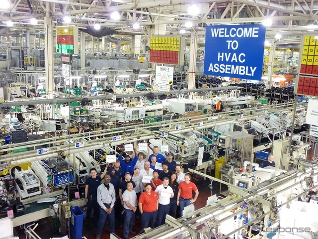 デンソーの米国工場(参考画像)