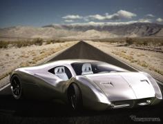 【ニューヨークモーターショー15】米国から新型スーパーカー、LM2 ストリームライナー…最大出力1700hp(レスポンス)の画像