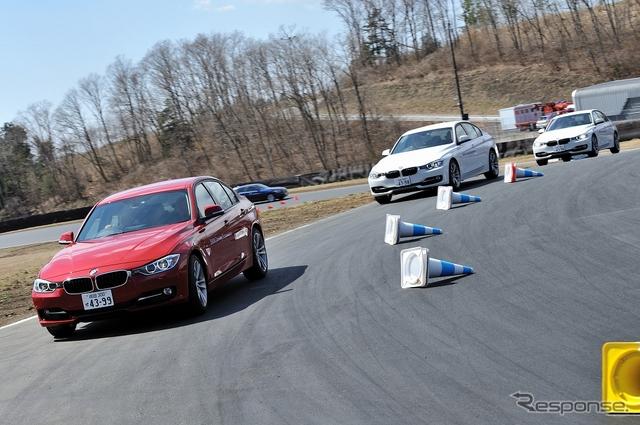 BMW ドライビング・エクスペリエンス