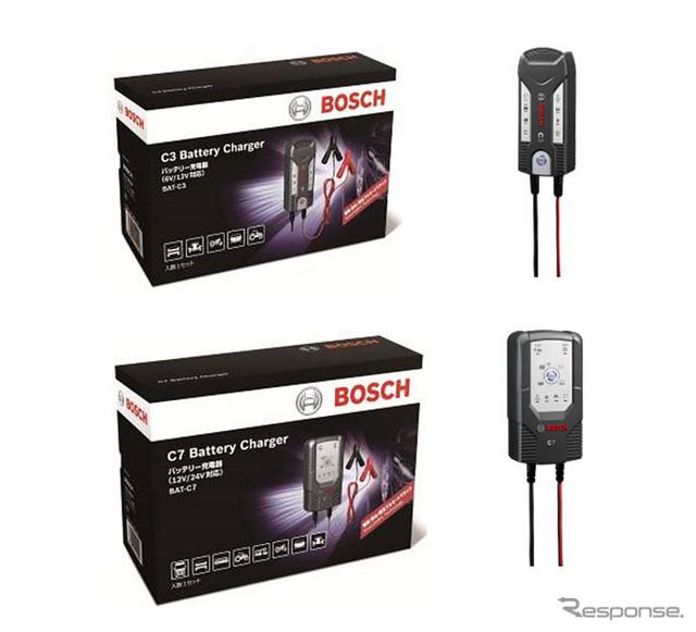 ボッシュ バッテリーチャージャー C3/C7