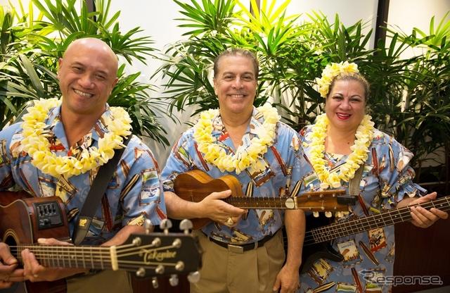 ハワイアン航空セレネーダーズ