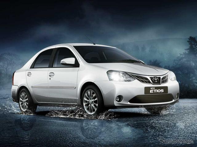 トヨタ エティオス 改良新型