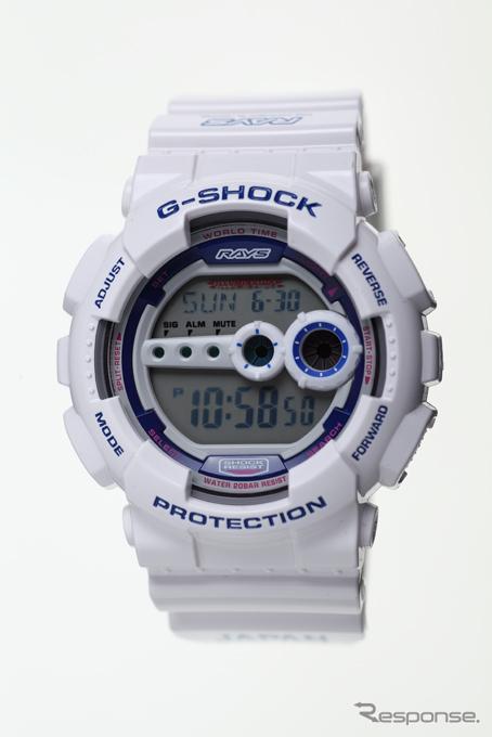 G-SHOCK × RAYS MODEL