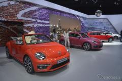 【ニューヨークモーターショー15】VW ザ・ビートルに一挙4台のコンセプトカー…全て市販化へ(レスポンス)の画像