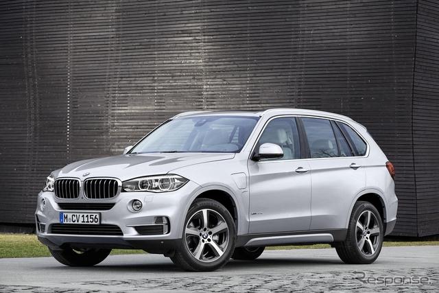 新型 BMW X5 の xDrive40e