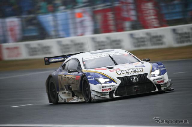 SUPER GT 開幕戦 GT500クラス 決勝レース《撮影 益田和久》
