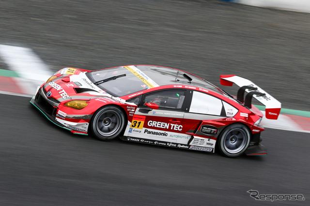 SUPER GT 開幕戦 GT300クラス 決勝レース《撮影 益田和久》