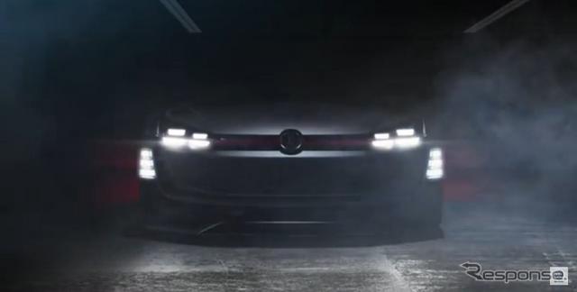 フォルクスワーゲン GTI スーパースポーツ・ビジョン グランツーリスモの予告イメージ