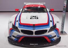 【ニューヨークモーターショー15】BMW Z4レーサー、伝説のボディカラーをまとって登場(レスポンス)の画像