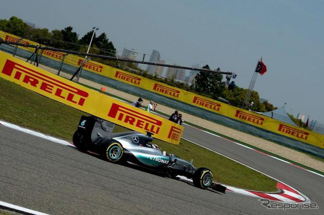 F1 中国GP