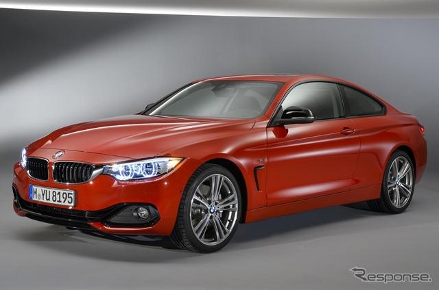 BMW 4シリーズクーペ