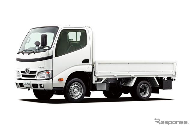 ダイナ カーゴ 標準デッキ・ジャストロー・1.5t積・ディーゼル車・2WD
