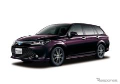 【トヨタ カローラ 改良新型 発表】「セーフティ・センスC」搭載で、JNCAP予防安全最高ランク(レスポンス)の画像