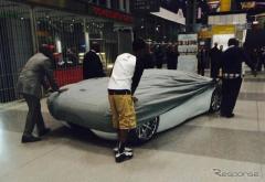 【ニューヨークモーターショー15】米国の新型スーパーカー、プレスデーに出展間に合わず(レスポンス)の画像