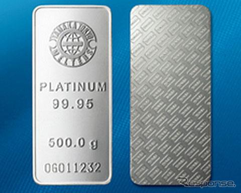 プラチナ地金
