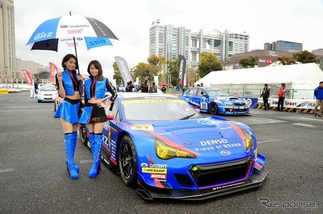 モータースポーツジャパン2015 フェスティバル イン お台場《撮影 雪岡直樹》